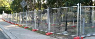 Construction Fence Hire 11